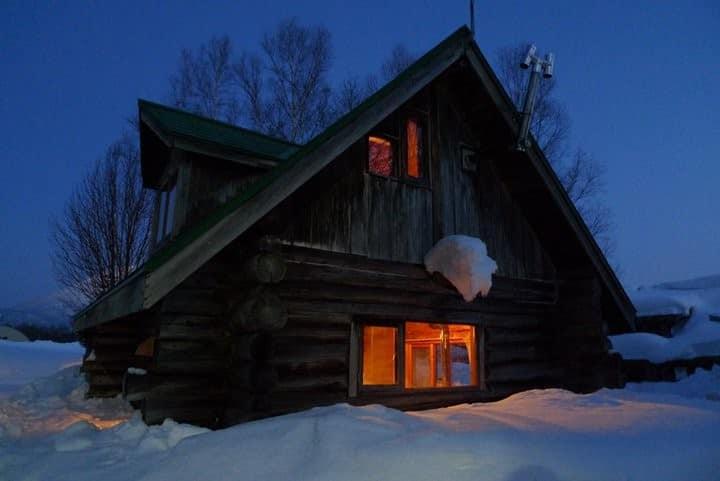 Niseko Log house stay (3 people ~ 6 people)