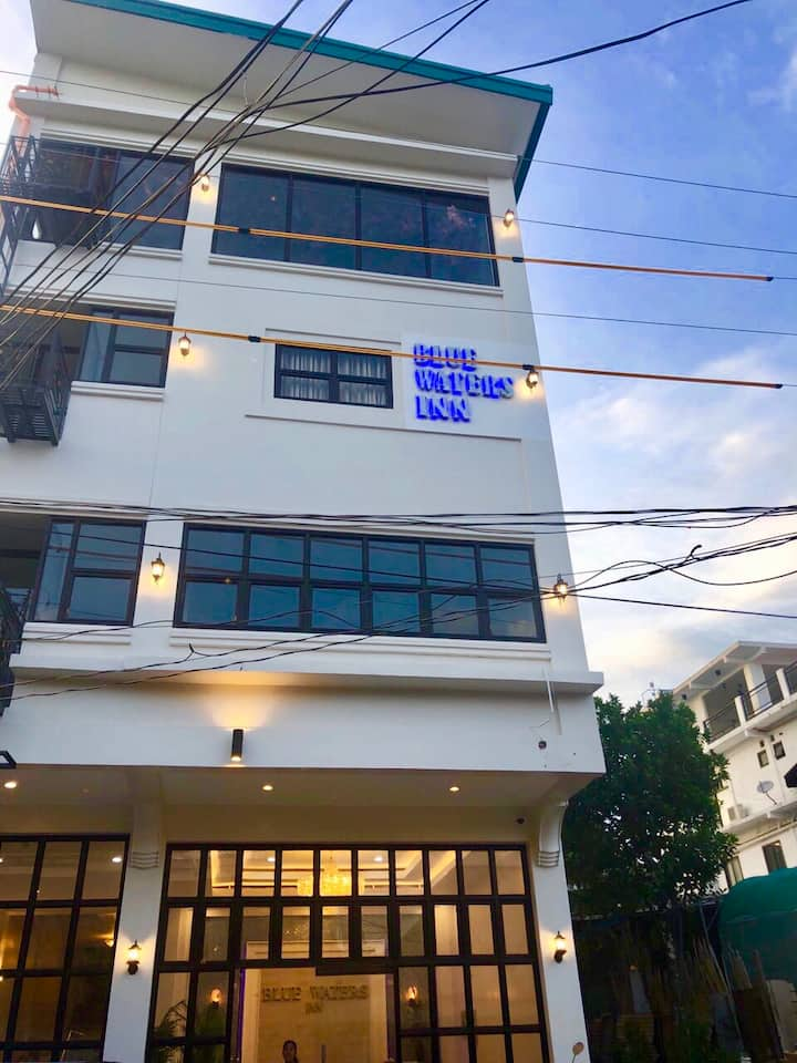 Blue Waters Inn Coron Palawan- Deluxe Triple Room
