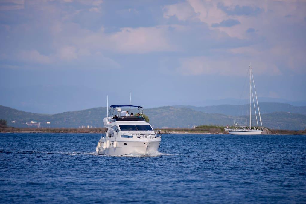 Rio Frio Yachting