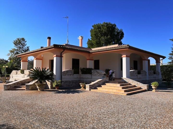 Casa Vacanza Villa Relax a 5  Minuti da Otranto