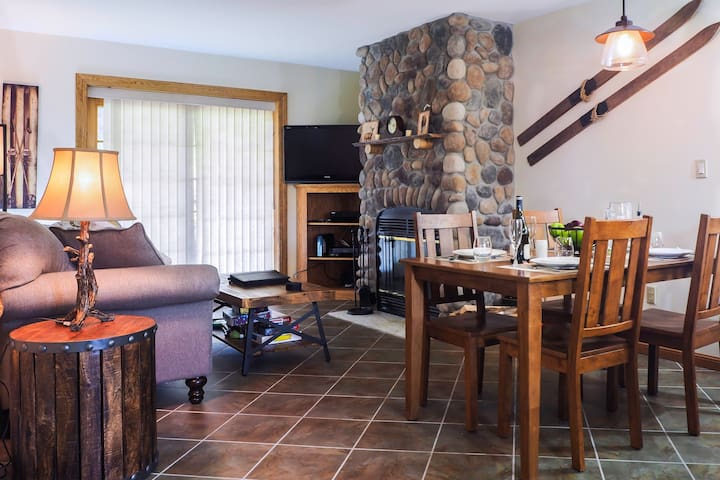 Highest rated condo in the Catskills!