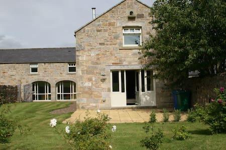 East Bickerton - Thropton - House