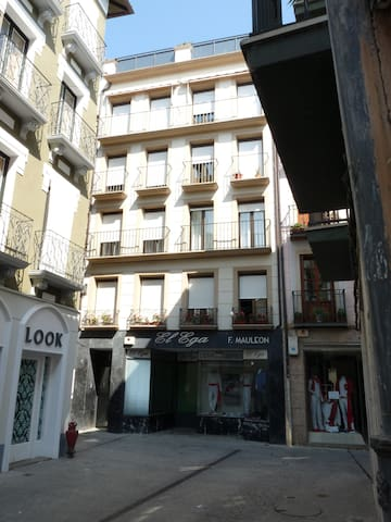 Una casa con vistas en Estella