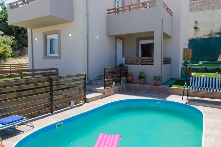 VillaStratos - Agia Triada - Appartement
