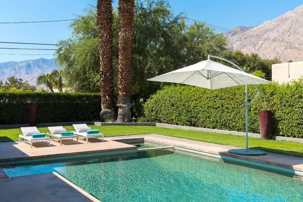 Poolside Perfection at Villa Tranquilo