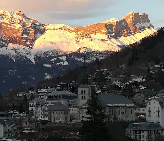 Appartement proche télécabine de Saint Gervais