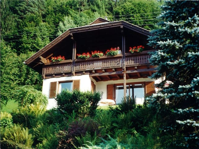 Holiday apartment in Ossiach