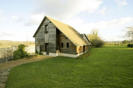 Rustic 3 BR house in the Perche - Le Mage