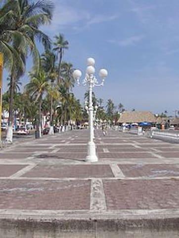 El Corazon de Veracruz a 2 cuadras de la Playa D2 - Heroica Veracruz - Apartament