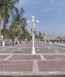 El Corazon de Veracruz a 2 cuadras de la Playa D2 - Heroica Veracruz - Appartement