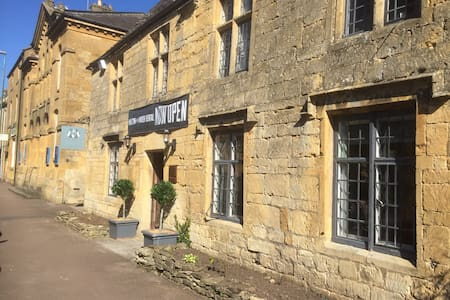 Charming Cotswold character cottage - Moreton in marsh - Apartment - 1