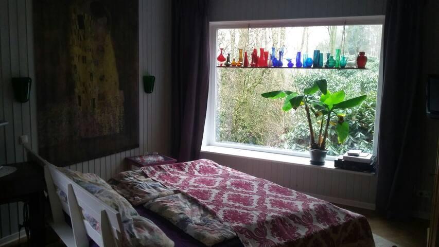 Drittes Zimmer (von 3)  im Haus mit See