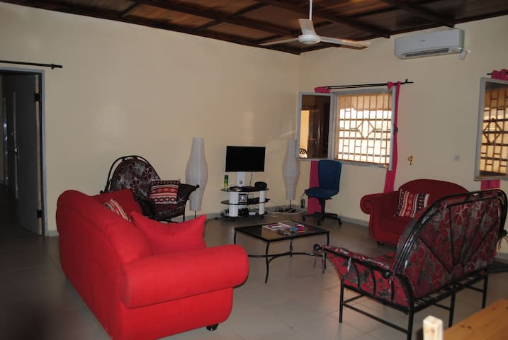 Chez NoNo - Ouagadougou - House