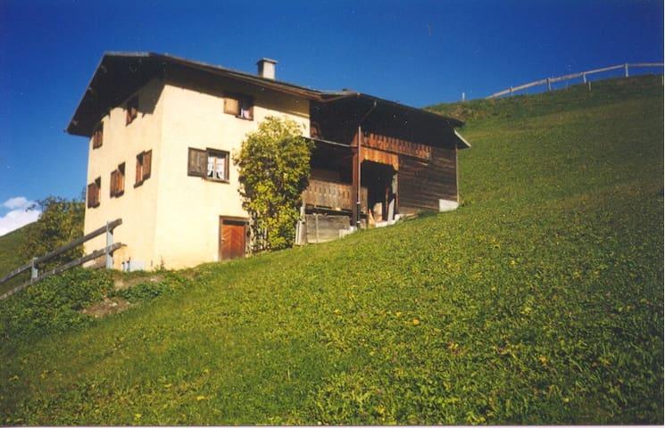Ferienhaus Brün - Valendas - House