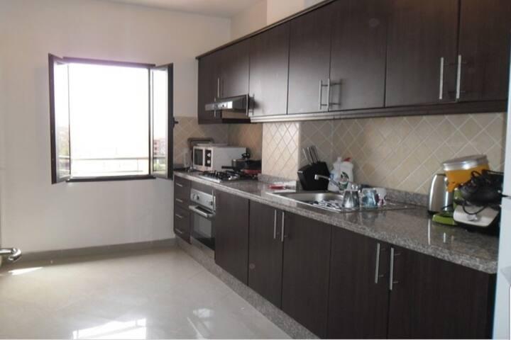 Appartement pour deux personnes à safi