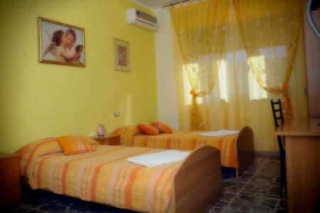Camera Yellow - Piazza Armerina - Bed & Breakfast