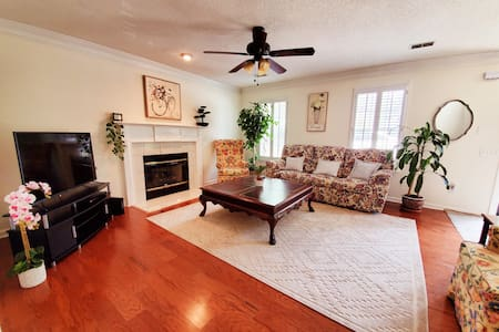 Enjoy your great 3bed House Near Ft Jackson & USC