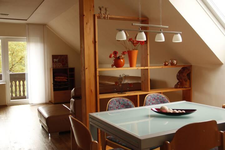 """Ferienwohnug """"Zur alten Eiche"""""""