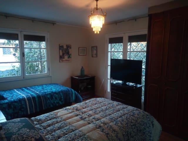 Hermosa Habitación en Suite, Providencia