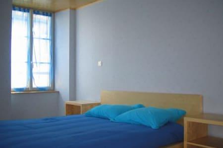 T2 TRIPLEX CENTRE VILLE - Orgelet - Apartamento