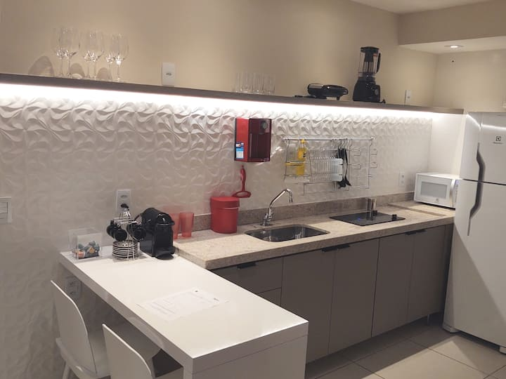 1001 B Blend Sofisticado 2 quartos em Águas Claras