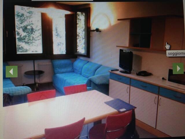 Appartamento Madonna di Campiglio - Campo Carlo Magno - Lejlighed