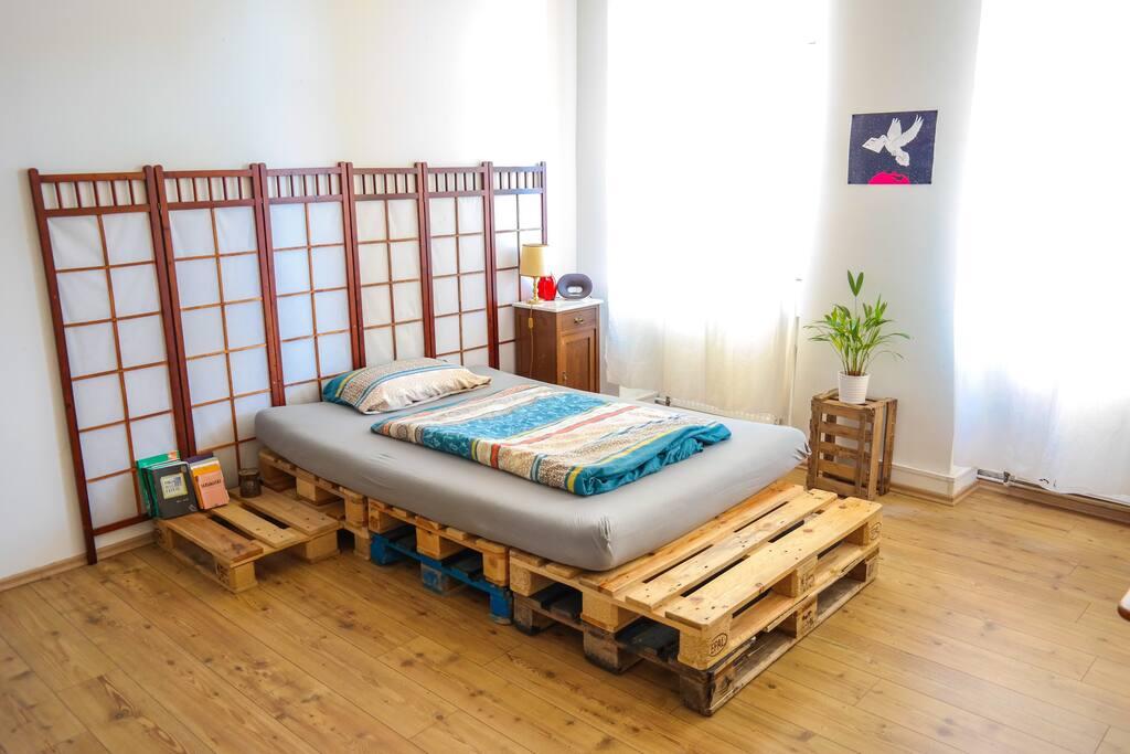 Dein Schlafbereich