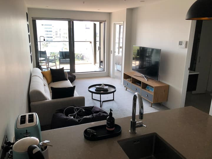 Central Auckland Apartment with Carpark