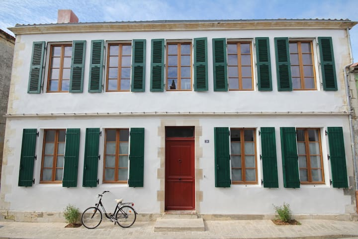 Maison ESPANEL - Ars en Ré - Grande et confortable