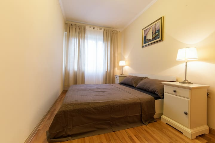 Warm and cozy/stylish home with huge yard - Rovigno - Apto. en complejo residencial
