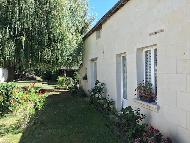 Family Gite Varennes Sur Loire