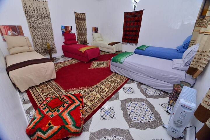 Moulay idriss room