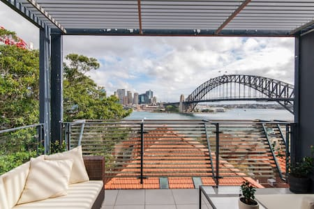 Breathtaking Harbour View Apartment - Short stay