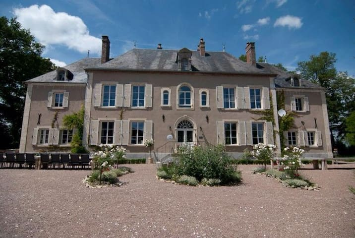 Maison de charme entre Bourgogne et Loire - Bitry - Bed & Breakfast