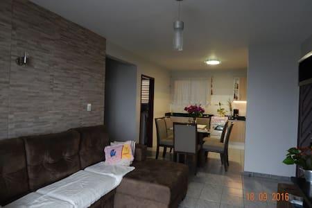 apartamente de frente para o mar 3 andar - Praia do Ervino - Apartment