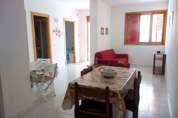 PALINURO - Casa Vacanze, villetta a schiera 2A