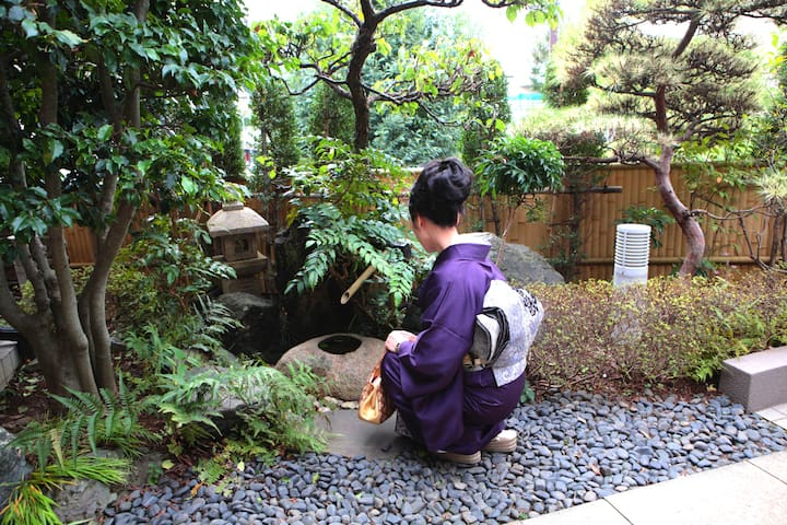 Near Narita Airport ☆Traditional House - Yachiyo-shi - Huis