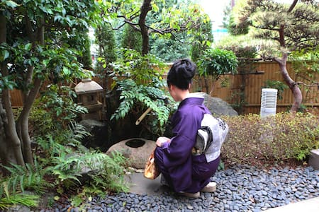 Near Narita Airport ☆Traditional House - Yachiyo-shi - 獨棟