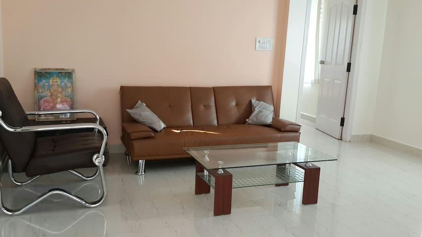 Melrose Place Gokulam 1 bedroom apartment