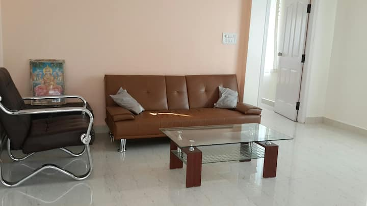 Melrose Place Gokulam 1 bedroom apartment