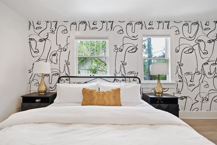 Luxe Guest House by Belmont, Vanderbilt, Music Row