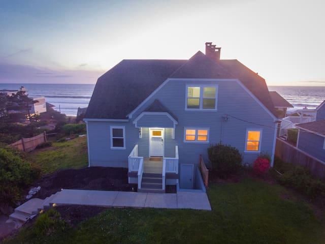 Captain & Crew ( Updated beautiful beach home)