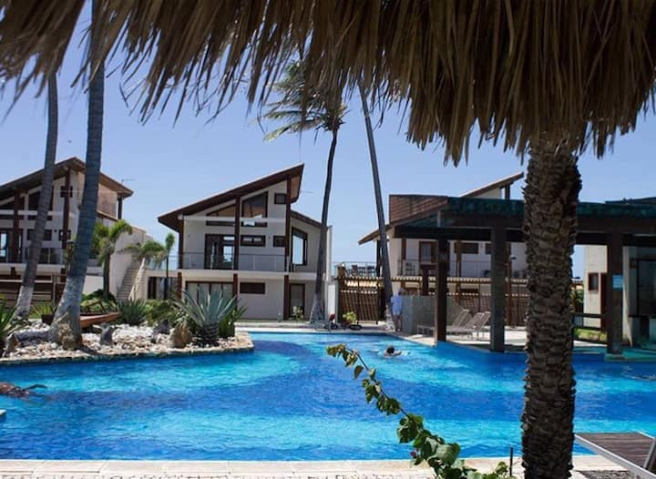 Taíba Beach Resort - Maravilhoso Ap 1 Suíte