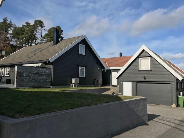 Casa Heimdal's i Lillesand, Sørlandet!
