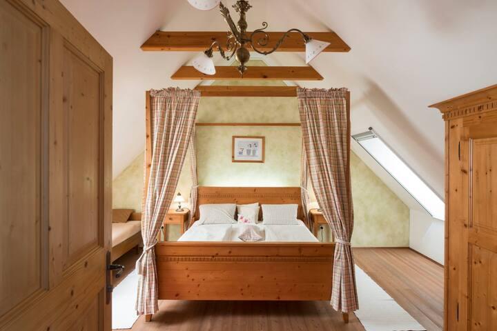 """Gartner  Comfort room """"Woazhapfn"""""""