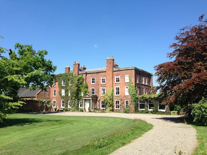 Stunning B&B 10 mins from Shrewsbury