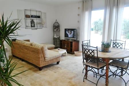 Bienvenue au gîte de l'olivier - Aubignan - Villa