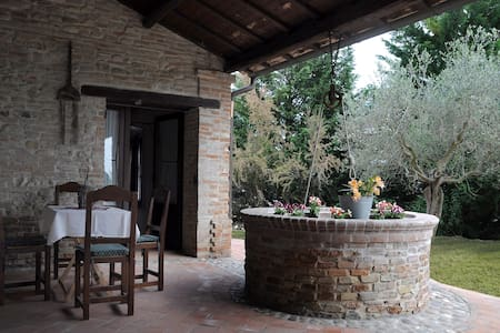 Relax in the nature near the Rimini coast - Santarcangelo di Romagna