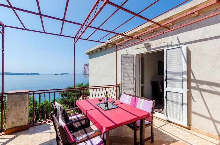 Bellevue Mlini-Apartment with terrace & sea view 2