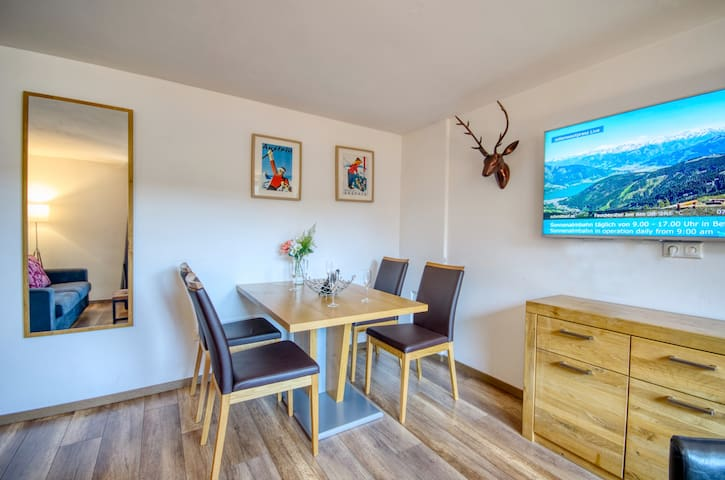 Apartment Melanie - cosy & in the center of Zell am See, near the cable car